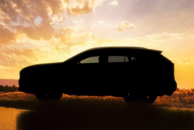 Photo of 2019 RAV4 courtesy of Toyota.