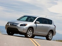 Toyota RAV4 EV Features New Technology to Ensure Safety, Crashworthiness