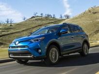Toyota Provides 2016 RAV4 Hybrid Details