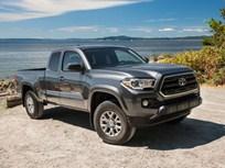 Toyota Sets 2016 Tacoma Pricing