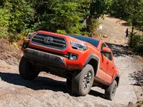 2016 Tacoma Increases Power, Towing Capability