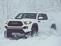 Toyota Adds Tacoma TRD Pro for 2017