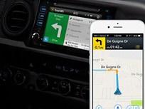 Toyota Shuns Apple CarPlay, Android Auto