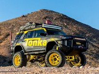 Toyota Shows Tonka-Inspired 4Runner