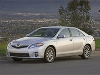 Toyota Repair Campaigns to Fix Camry Hybrid Brakes
