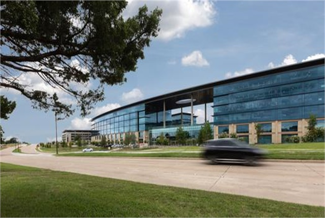 Toyota Motor North America's headquarters in Plano, Texas. Photo courtesy of Toyota.