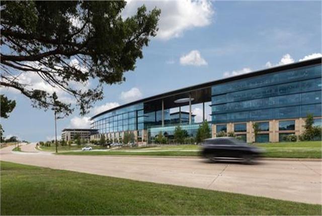 Toyota Motor North America's headquarters in Plano, Texas. Photo courtesy of Toyota.