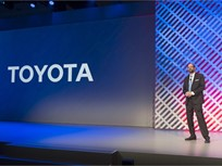 Toyota Explores Blockchain Tech in Autonomous Cars