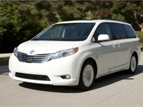 Toyota Recalls Sienna Minivans for Gear Shift Problem