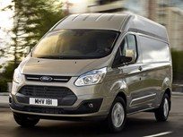 High-Roof Ford Transit Custom to be Available in Europe