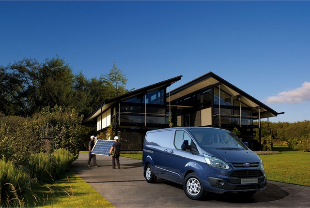 The new Ford Transit Custom will go on sale in the Australian market in early 2014, according to Ford.