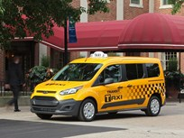 Ford Details Next-Generation Transit Connect Taxi