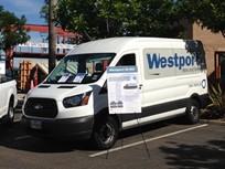 CARB Certifies Westport's CNG Transit Van