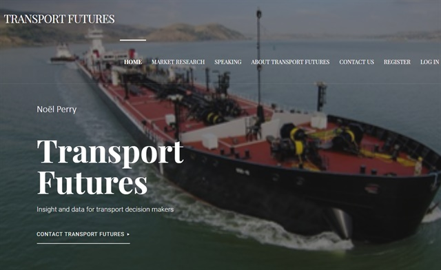 "<p><strong>Veteran transportaiton industry analyst Noël Perry has launched his own website, Transport Futures, where he will provide his own personal insights on a variety of industry topics.</strong> <em>Screenshot via <a href=""http://transportfutures.net/"" target=""_blank"">transportfutures.net</a></em></p>"