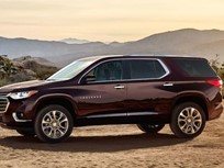GM to Launch Traverse in Russia