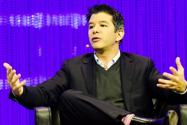 Travis Kalanick has resigned as Uber's CEO. Photo via Flickr/Heisenberg Media