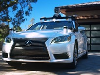 Toyota Tests Second-Gen Autonomous Vehicle