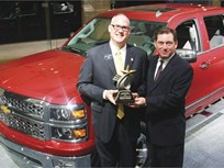 Chevrolet Silverado 1500 Named 2013 Fleet Truck of the Year