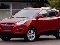 Hyundai Recalls Tucson SUVs for Stalling