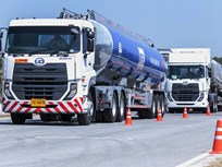 UD Trucks Demonstrates New Quester Line in Thailand