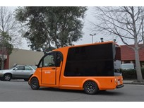 Startup Tests Autonomous Delivery Vehicle on Public Route