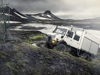 Iceland Energy Company Adds Unimog to Fleet