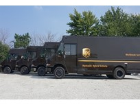 UPS Adds 50 Hybrid Delivery Trucks to Chicago
