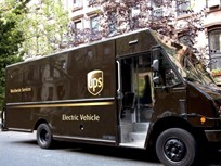UPS to Convert Diesel Delivery Trucks to Electric