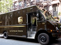 UPS to Deploy Hydrogen Fuel Cell Truck in California