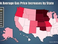 Gas Prices in Midwest Rise Dramatically Since Beginning of May
