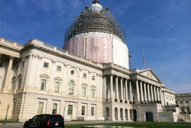 Long weekend leads into a long week for highway bill on Capitol Hill Photo: David Cullen