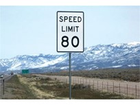 Raising Speed Limits Doesn't Curb Speeding in Utah