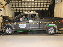 2015 F-150 SuperCab, Regular Cab Ace Crash Tests