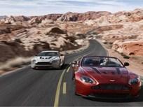 Aston Martin Debuts V-12 Vantage S Roadster