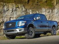 Nissan Announces Pricing for Gasoline TITAN XD