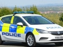 Vauxhall Inks UK Police Deal to Deliver 2,000 Vehicles