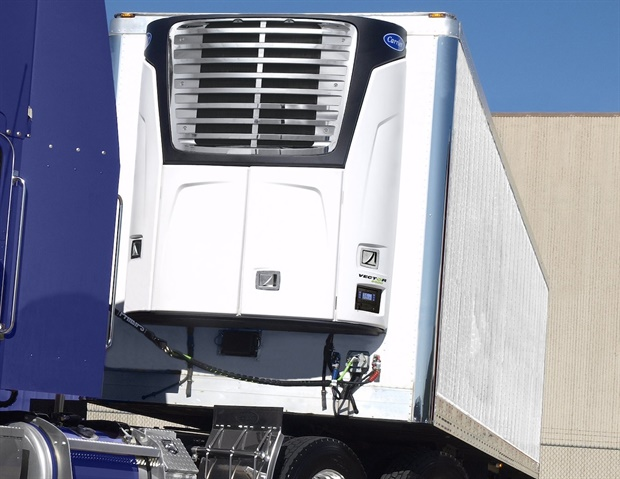 <p><strong>January continued a three-month stretch of elevated trailer orders. Reefer orders were particularly strong.</strong><em>Photo: Carrier Transicold</em></p>