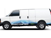 VIA Begins Electric Conversions of OEM Vans, Trucks