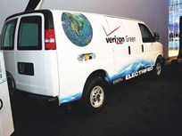 Verizon Orders 8 VIA Hybrid Vans