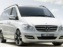 Mercedes-Benz Vans Win Two Awards in Australia