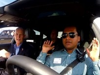 Video: Audi Demonstrates 'Piloted Driving' in U.S. City