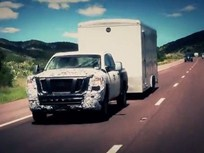 Video: Nissan Teases Next-Gen Titan