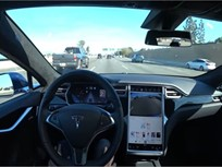 Video: Tesla Adds Five Features to Autopilot