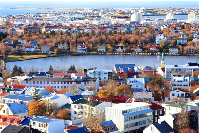 <p><em>Reykjavik, Iceland, ranks as the most expensive city in Europe to Hire a car in CheapCarRental.net's recent survey. Photo via Christine Zenino/Flickr</em></p>