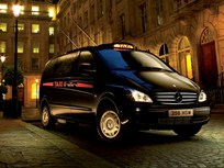 Mercedes-Benz Names UK Outlet for Vito Taxis