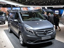 Mid-Size Mercedes-Benz Van Arriving in Late 2015