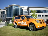 Vivint Nearly Doubles Fleet Size With Addition of 330 Dodge Nitros