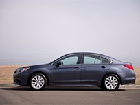 2015 Mid-Size Sedan Residual Values to Slide