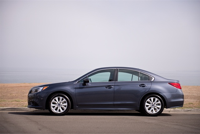 Photo of 2015 Subaru Legacy by Vince Taroc.