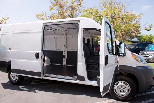 Photo of Ram ProMaster by Vince Taroc.